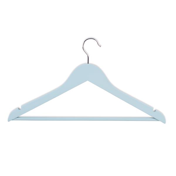 Закачалка за дрехи FR-4512NB, синя