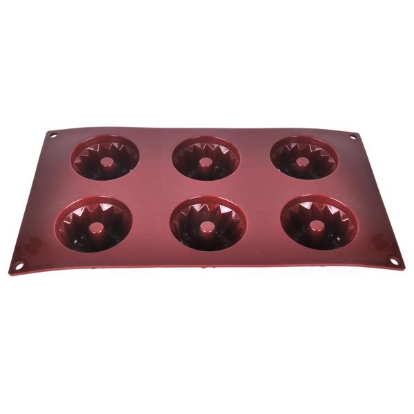 Форма за печене LF FR-1055S, шоколад